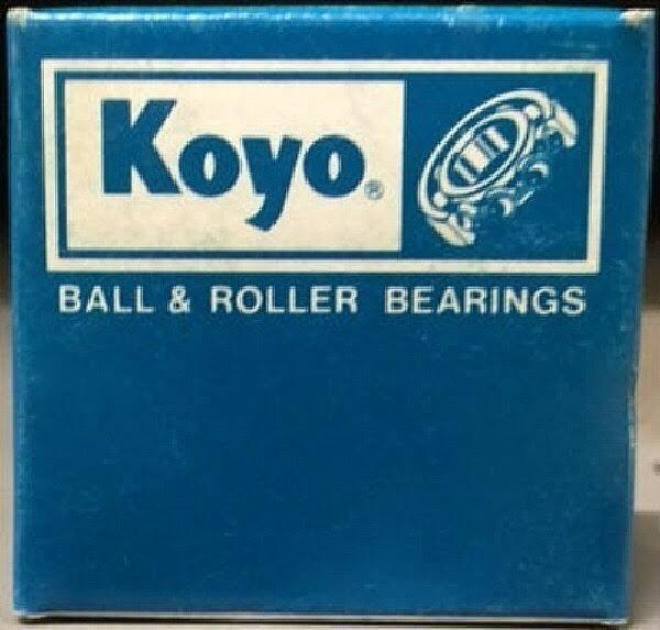 KOYO 6210 SINGLE ROW BALL BEARING