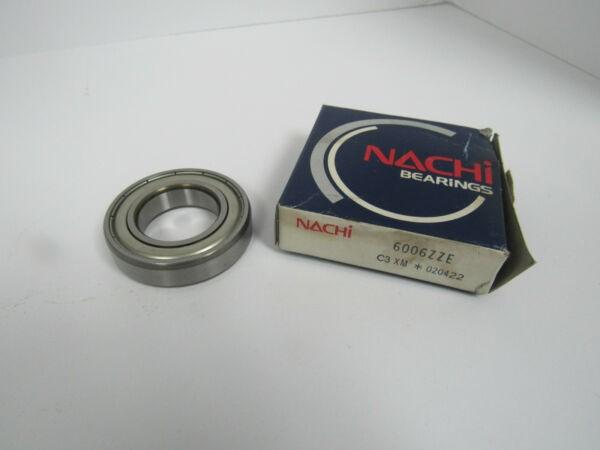 NACHI  BEARING 6006ZZE