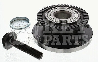 AUDI A4 8H Wheel Bearing Kit Rear 2.0 2.0D 04 to 09 KeyParts 8E0598611A Quality