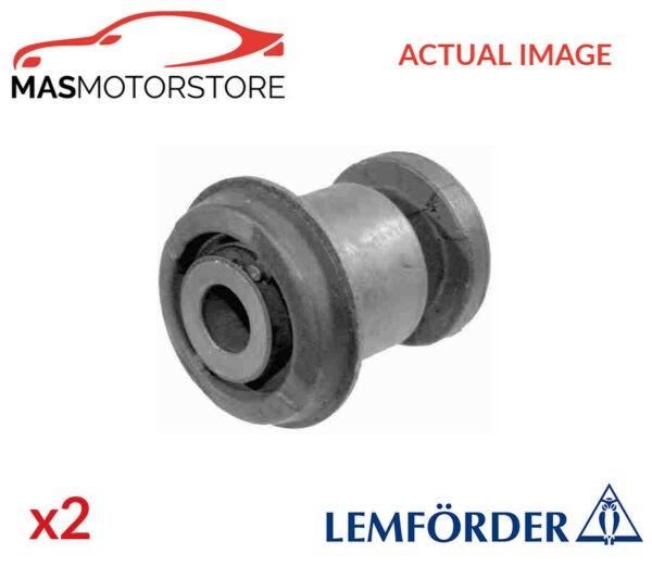 2x 30800 01 LEMFÖRDER FRONT CONTROL ARM WISHBONE BUSH PAIR I NEW OE REPLACEMENT
