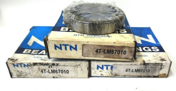 NTN TAPERED ROLLER BEARING CUP 4T-LM67010, 2.328