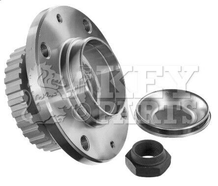 PEUGEOT 306 Wheel Bearing Kit Rear 2.0 2.0D 94 to 02 With ABS KeyParts 374872