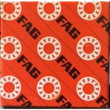 FAG 6006-2ZR SINGLE ROW BALL BEARING