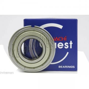 6222ZZENR Nachi Bearing Shielded C3 Snap Ring Japan 110x200x38 Large Ball 9660