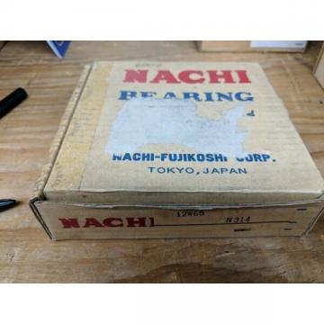 Nachitem N314 Cylindrical Roller Bearings - N Design