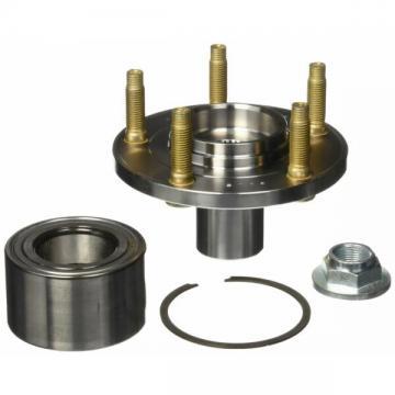 Timken HA590119 Axle Bearing and Hub Assembly
