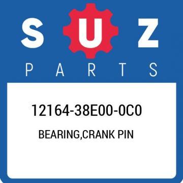 12164-38E00-0C0 Suzuki Bearing,crank pin 1216438E000C0, New Genuine OEM Part