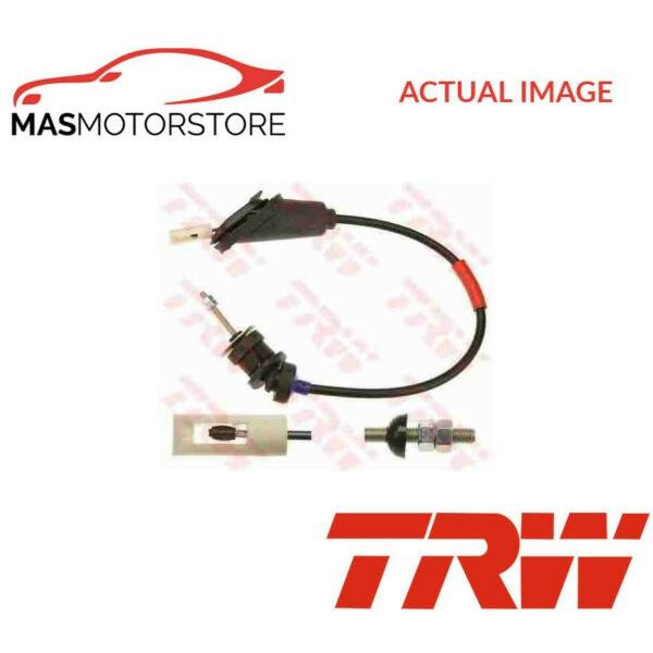 GCC1738 TRW CLUTCH CABLE RELEASE P NEW OE REPLACEMENT #1 image