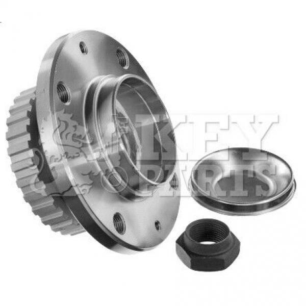 PEUGEOT 306 Wheel Bearing Kit Rear 2.0 2.0D 94 to 02 With ABS KeyParts 374872 #1 image